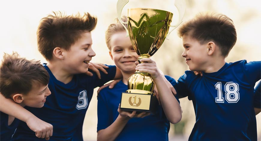 top ideas for youth sports awards