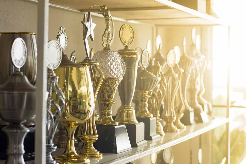 tips for caring packing and shipping your trophy collection